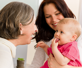 Postpartum Day Services Support